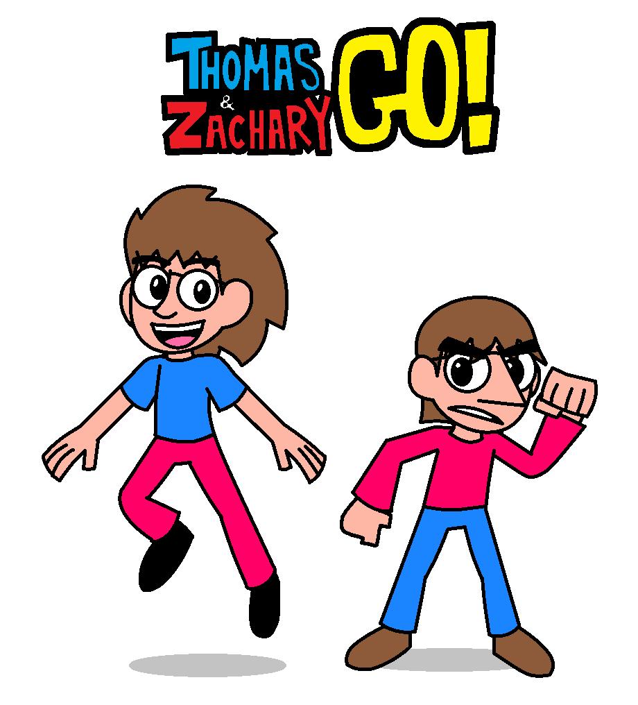 Thomas & Zachary Go!