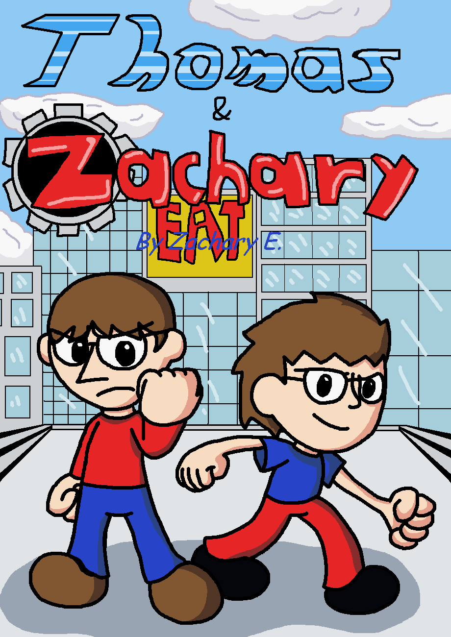 Thomas & Zachary cover